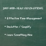 2015 Mid-Year Resolutions