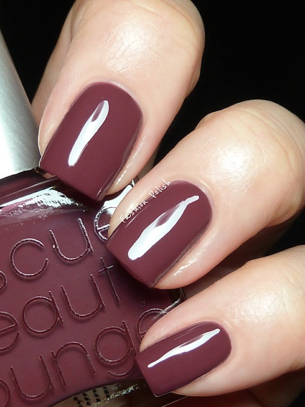 fall winter nail colors