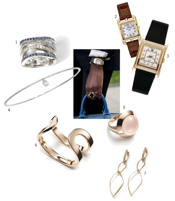 wear to work jewelry accessories