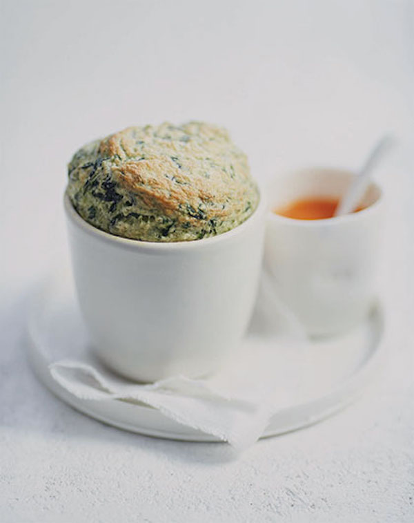 veggie souffle recipes