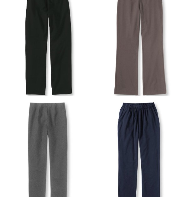 Perfect Fit Pants from L.L.Bean