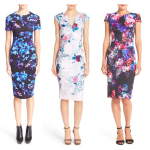 Floral Dresses to go From Work to Out
