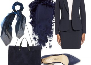 business suit outfit