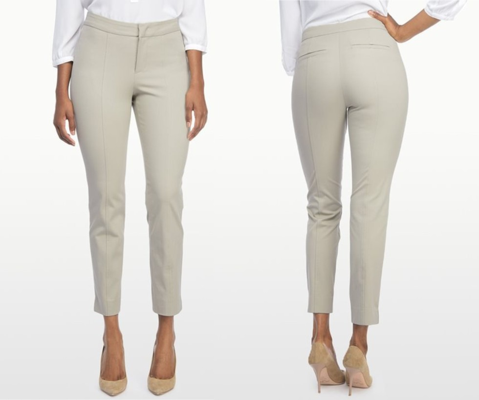 Comfortable Stretch Work Pants for Working Women | WorkChic
