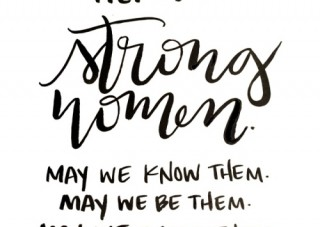 strong women leaders