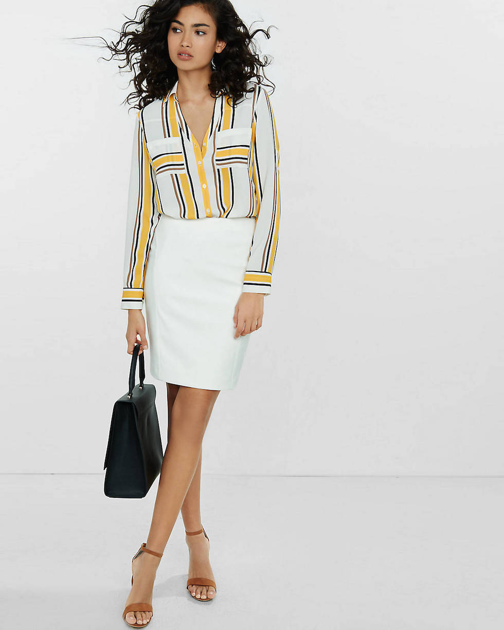 Summer Workwear Wardrobe For Women 2019: How To Dress For The Summer Office