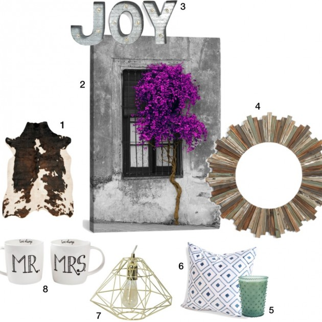 #NSALE Picks II – Chic Home Decor Items