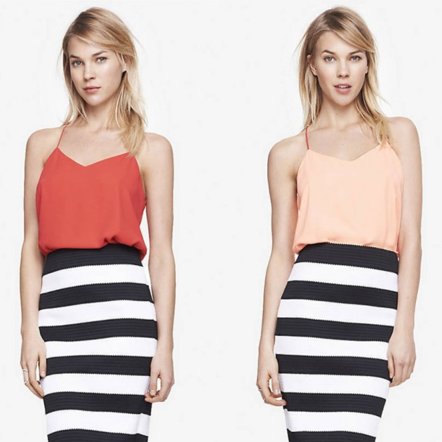Summer Officewear Essential – Reversible Cami