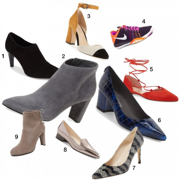 #NSALE Picks I – Work Shoes