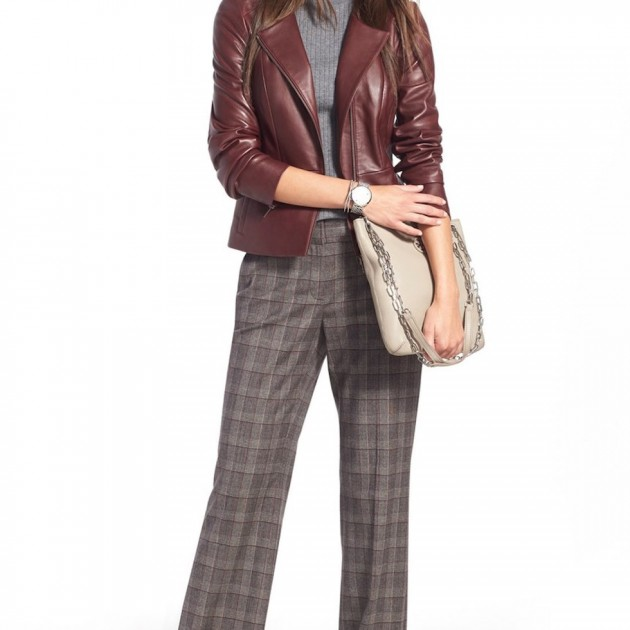 Welcome Fall With This Sleek Jacket
