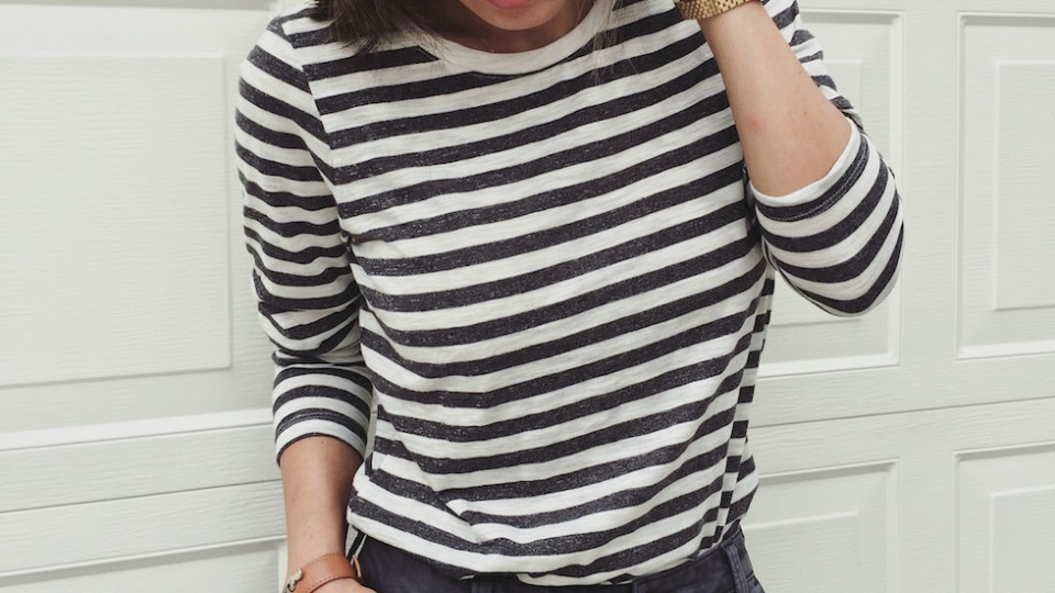 What's Not to Love About a Stripe Top