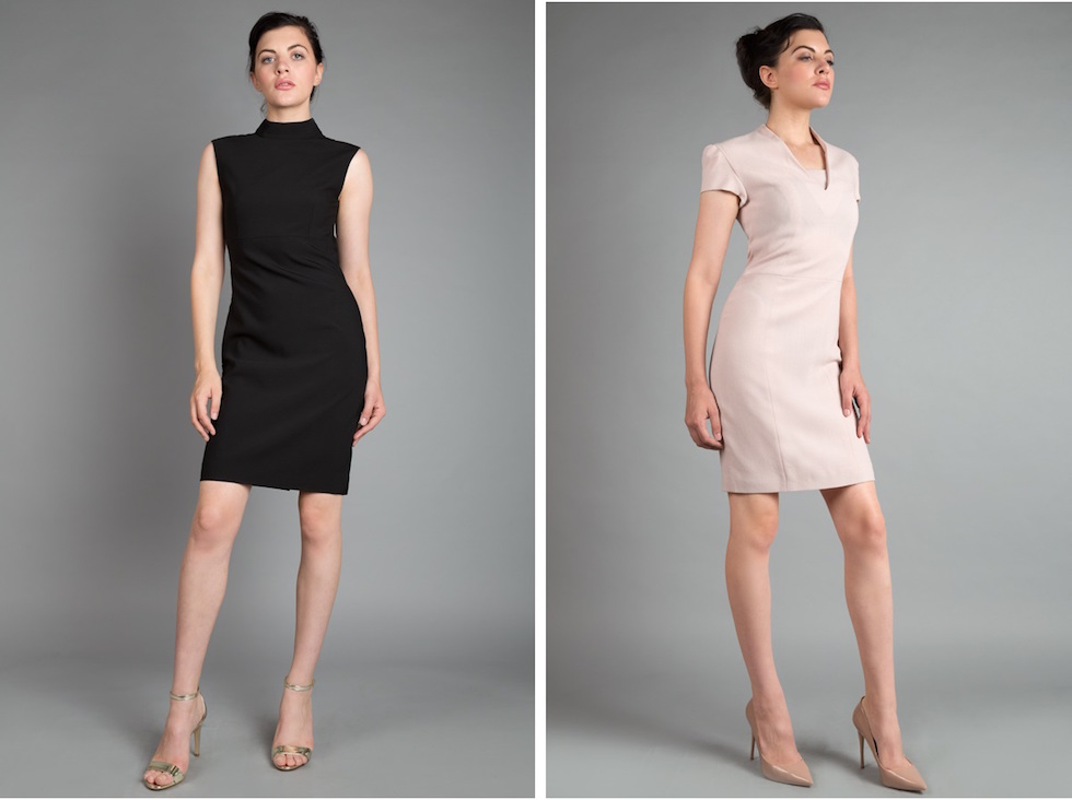 stylish work dresses for women