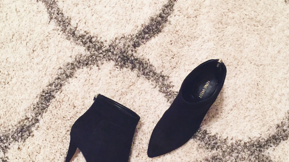 Best of Budget – Black Ankle Boots