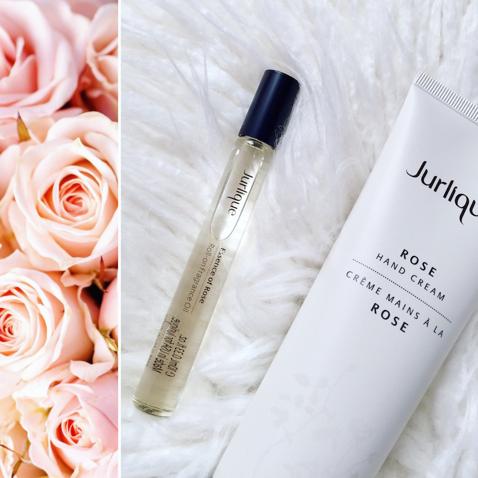 jurlique rose hand cream review