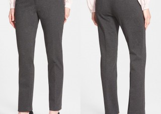 stretchy work trousers