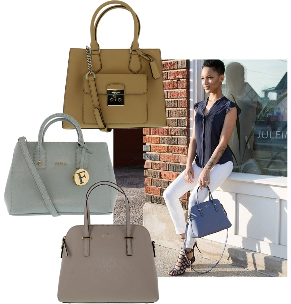 chic work bags