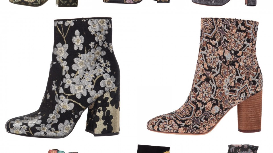 Your Autumn Boots are Here