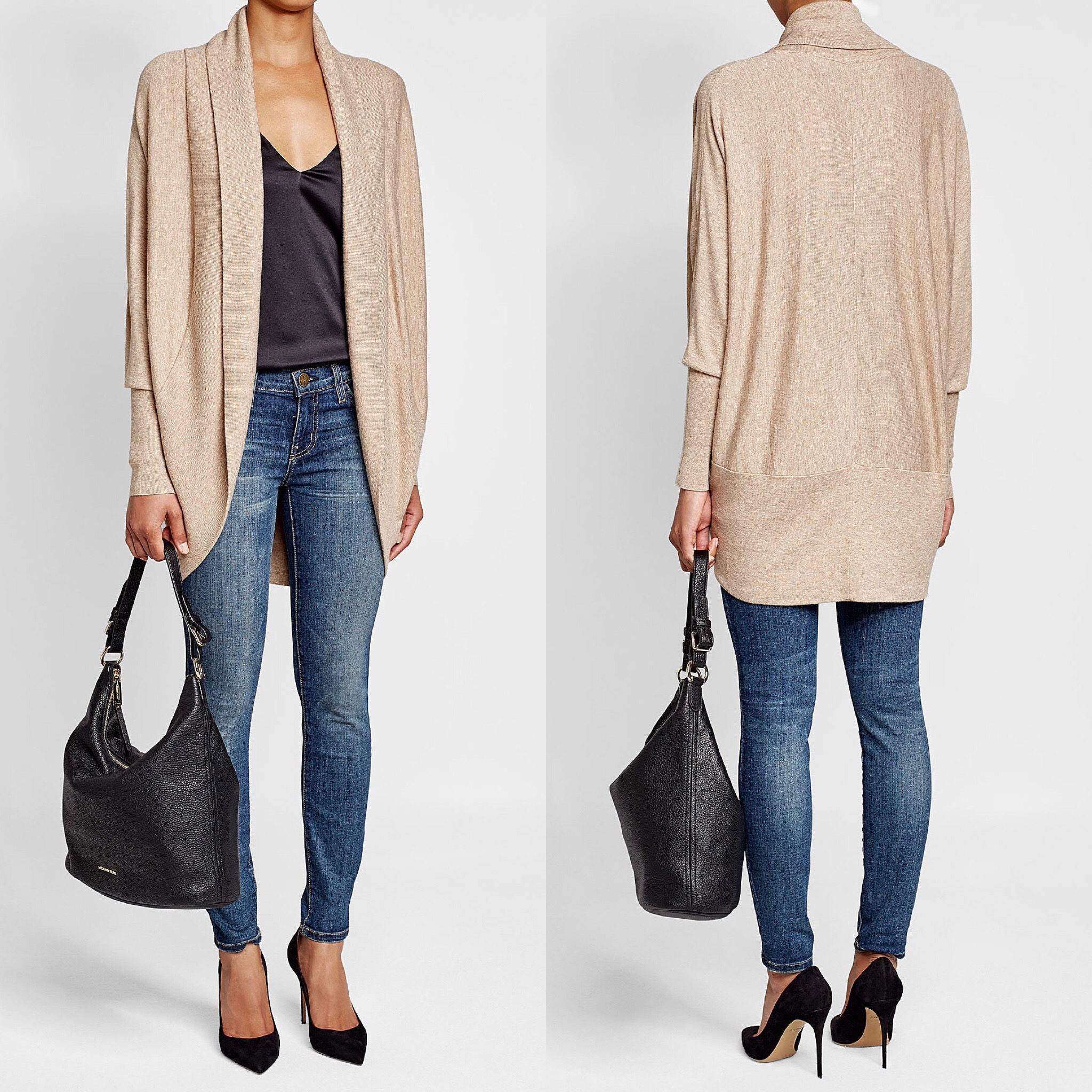 cardigan work outfit