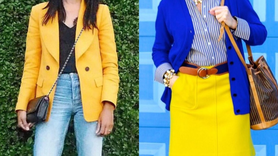 Yellow Works for Any Season