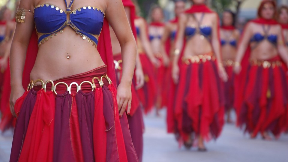 How to Choose a Belly Dancing Costume
