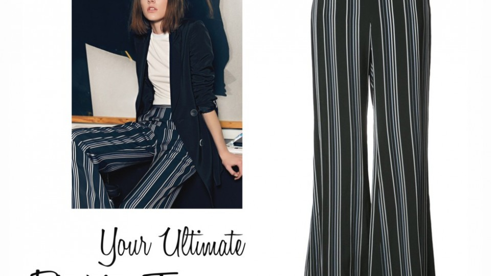 Your Ultimate Pinstripe Work Pants