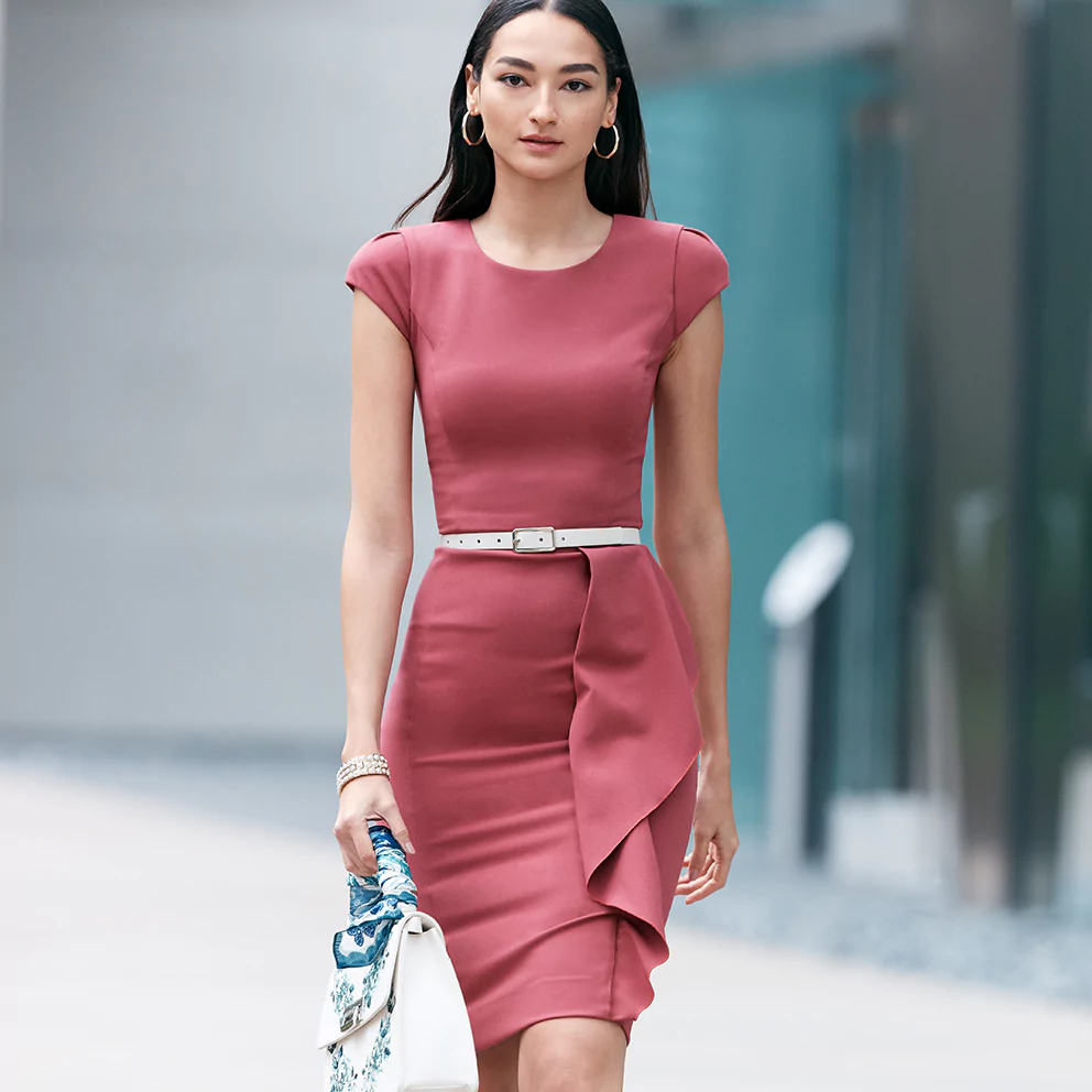 Valentine S Day Dresses For Work And The Office Workchic