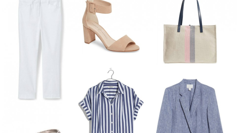 Summer Work-Chic Basics