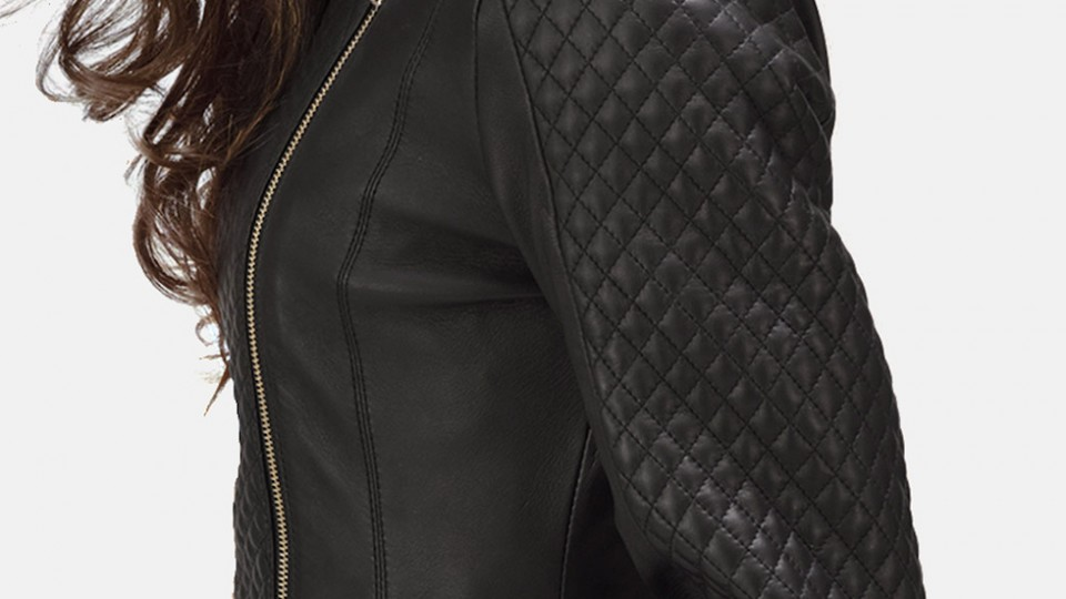 Best 5 Black Leather Jackets for Women