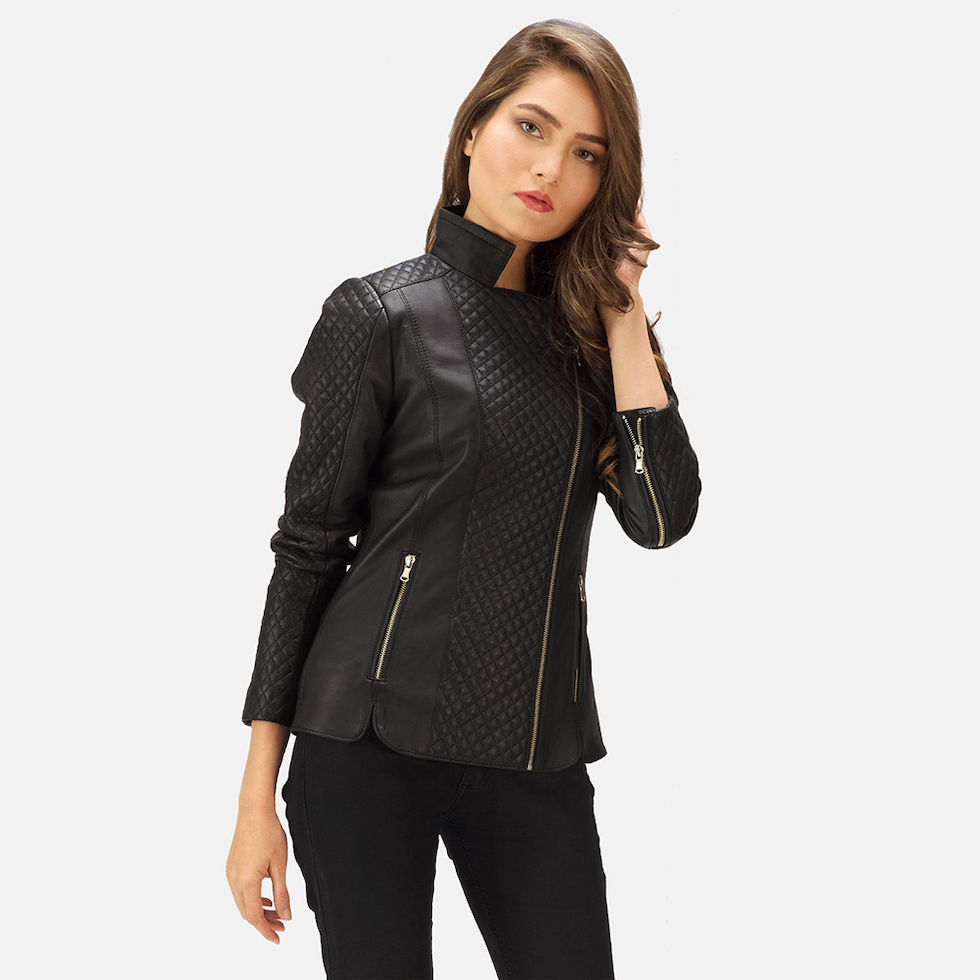 black work outfit