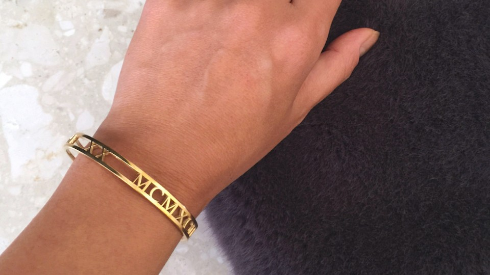 Customize This Chic Bracelet – For Less