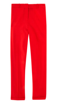 Tailored Cropped Pant